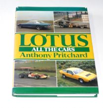 Lotus. All the Cars (Pritchard 1990)